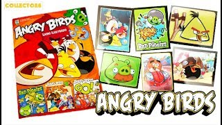 ANGRY BIRDS - FULL STICKERS CO…