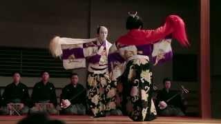 2014年に開催された「古典への誘い」 東京・観世能楽堂と熊本・八千...