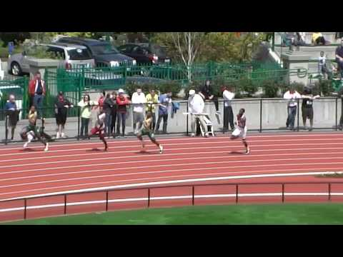 2013 Arkansas vs Oregon Dual - 200m