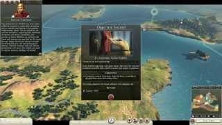 Lets Play Rome 2 Total War - Carthage 1 - Legendary (Türkçe)