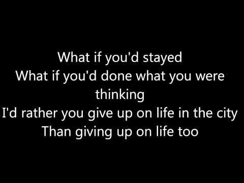 Among Savages - New York City (lyrics)