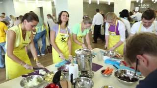 видео Корпоративный мастер-класс