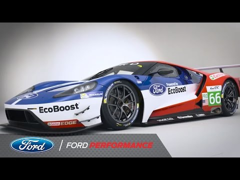 Ford GT Driver: Olivier Pla   FIA World Endurance   Ford Performance