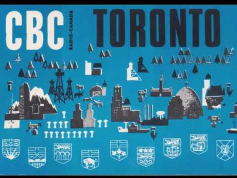 CBL 740 CBC Radio / CJEZ 97 3 Toronto - Aug 1989