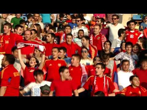 Генрих Мхитарян зовет всех в Армению на юношеский чемпионат Европы