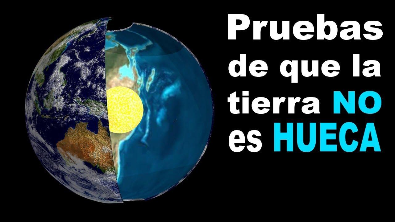 Por qué la Tierra NO es Hueca?
