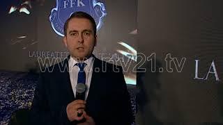 FFK shpall laureatët e vitit 2017 -  12  01 2018