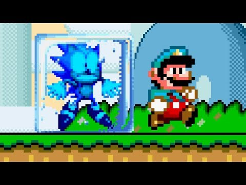 6 ways Mario can beat Sonic in a race
