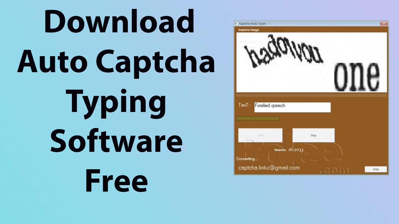 Captcha Auto Fill Software.rar