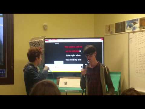 Hotline bling karaoke
