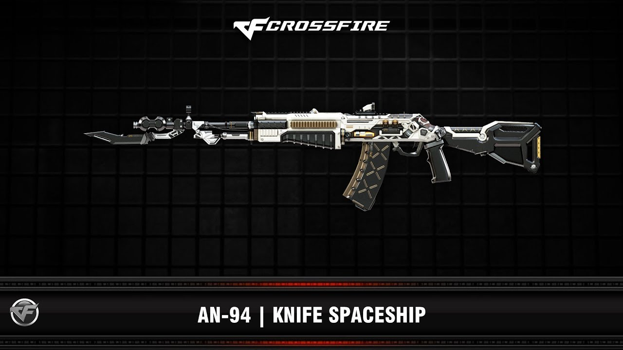 CF : AN-94 | Knife Spaceship