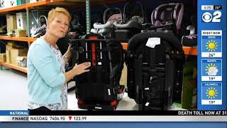 Consumer Reports Rates Child Safety Seats