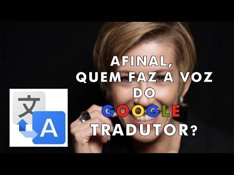 Quem � a mulher por tr�s da voz do Google Tradutor