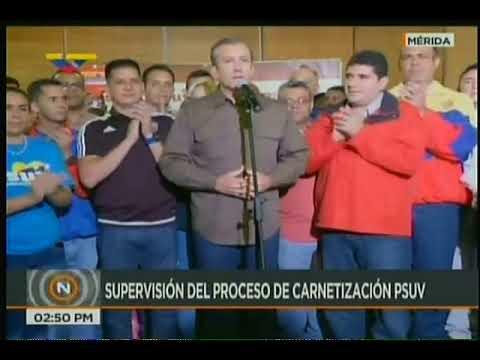"""La nueva: Maduro y El Aissami dicen que Raúl Castro es el """"hermano mayor"""" de la revolución"""