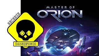 RECENZE (Youda): Master of Orion
