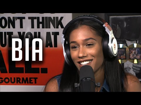 Bia Talks Impressing Pharrell, Having TI on Her Track + Drops Bars