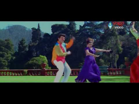 Sarada Bullodu Movie Songs - Gilele Gilele - Venkatesh, Nagma