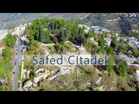 The Citadel Garden, Safed Israel