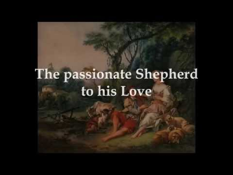 "the passionate shepherd and the cinnamon Career rivalry and the writing of critics have found spenser in ""the passionate shepherd,"" to the rivalry and the writing of counter-nationhood."