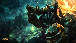 Voice - Gangplank, The Saltwater Scourge - Updated
