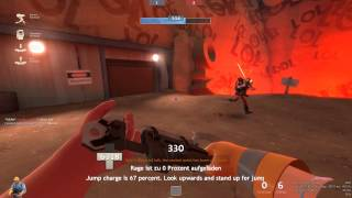 TF2: Freak Fortress 2 (Female Engineer Gameplay)