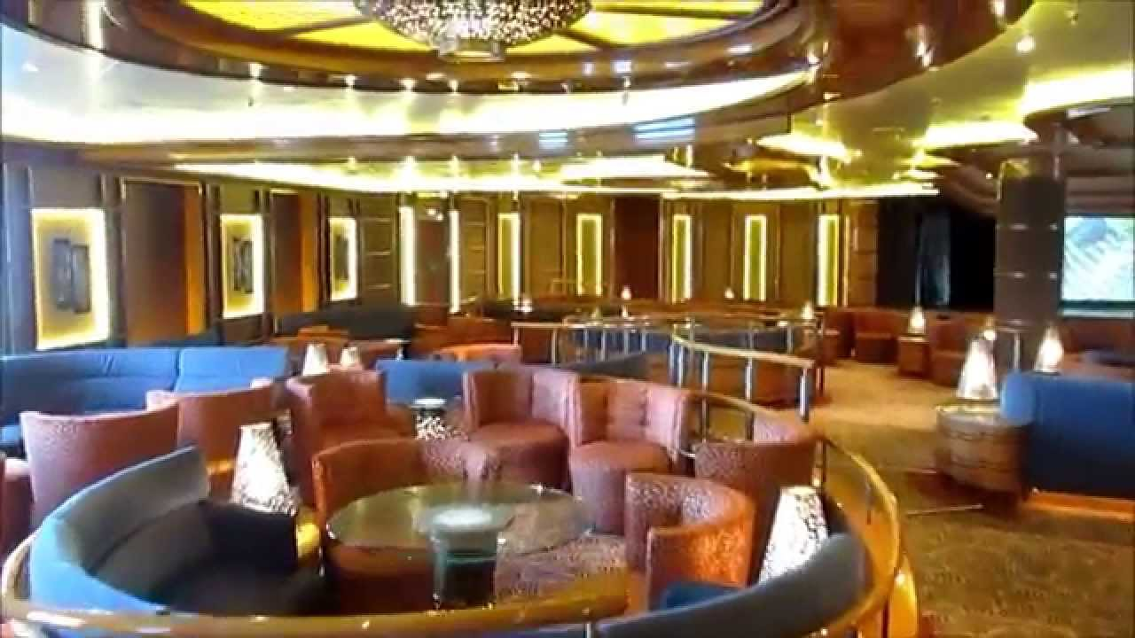 Celebrity solstice cruise ship capacity