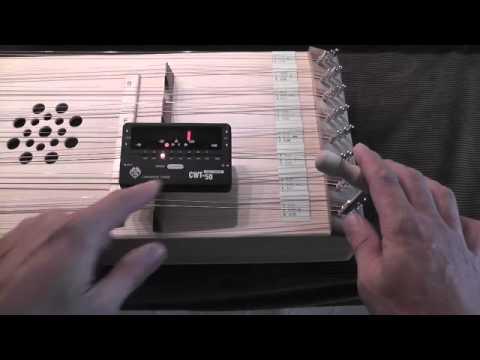 Meerklang Instrumente stimmen