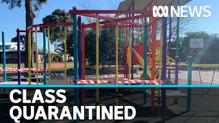 Melbourne primary school students in quarantine as Keilor Downs cluster grows | ABC News