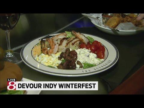 Devour Indy Winterfest Gets Underway Monday