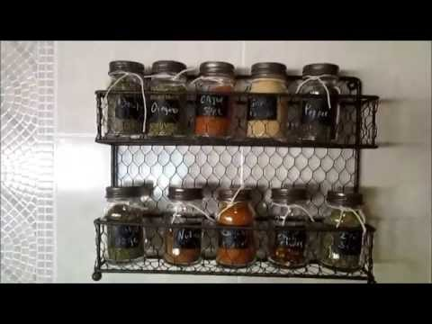 Diy E Jars Using Dollar Tree And World Market Canisters