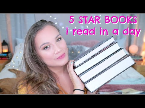 5 Star Books I Read In A Day {In Love & Words} [cc]