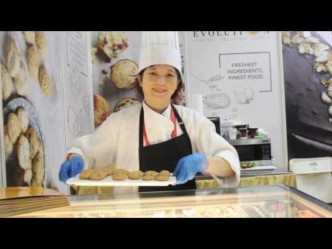 Singapore Bakery & Confectionery Competition 2017