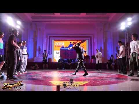Gangsta Boogie vs Bboyworld Asia