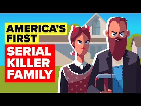 America's First Serial Killer Family