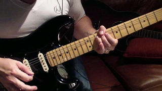 Dying For Love Black Sabbath Guitar Cover