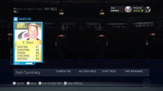 NHL 15: Bidding war for E.Staal Thumbnail