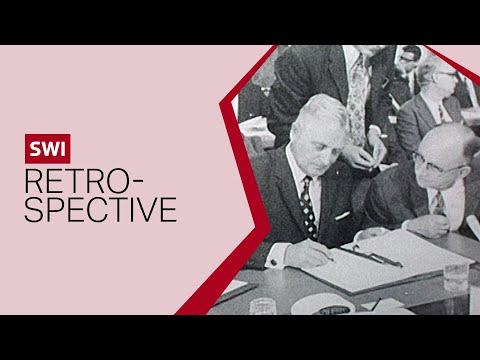 Swiss-EU Relations: The Key Milestones