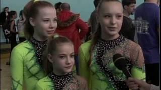 рус Соревнования по акробатике