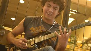 Guns N 'Roses - Don't Cry - Electric Guitar Version - ON THE STREET - Cover