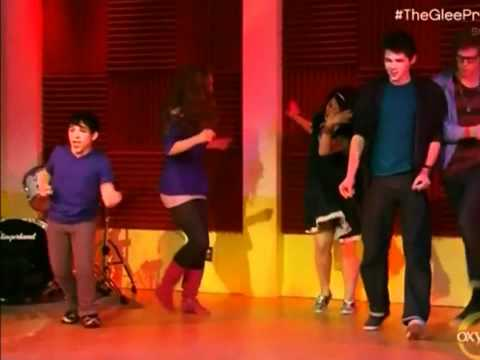 Hey, Soul Sister - The Glee Project Cast