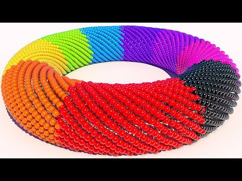 Thumbnail: Learn Colors with 3D Torus Spiral Lollipops for Kids Children and Toddlers