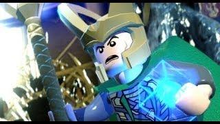 Video LEGO Marvel Super Heroes 100% Walkthrough Part 7 - Bifrosty Reception (Loki Boss Fight) download MP3, 3GP, MP4, WEBM, AVI, FLV Oktober 2018