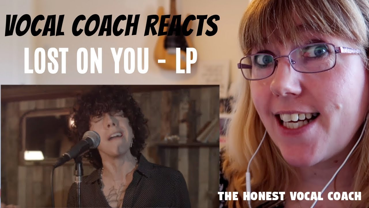 Download Vocal Coach Reacts to LP - Lost on you (Laura Pergolizzi)