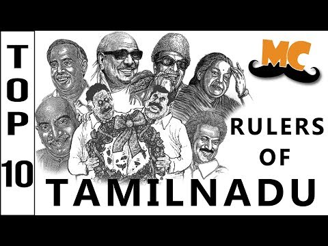 TOP 10 RULERS OF TAMILNADU | Ft. Varun | Countdown | Madras Central
