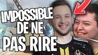 IMPOSSIBLE DE NE PAS RIRE !