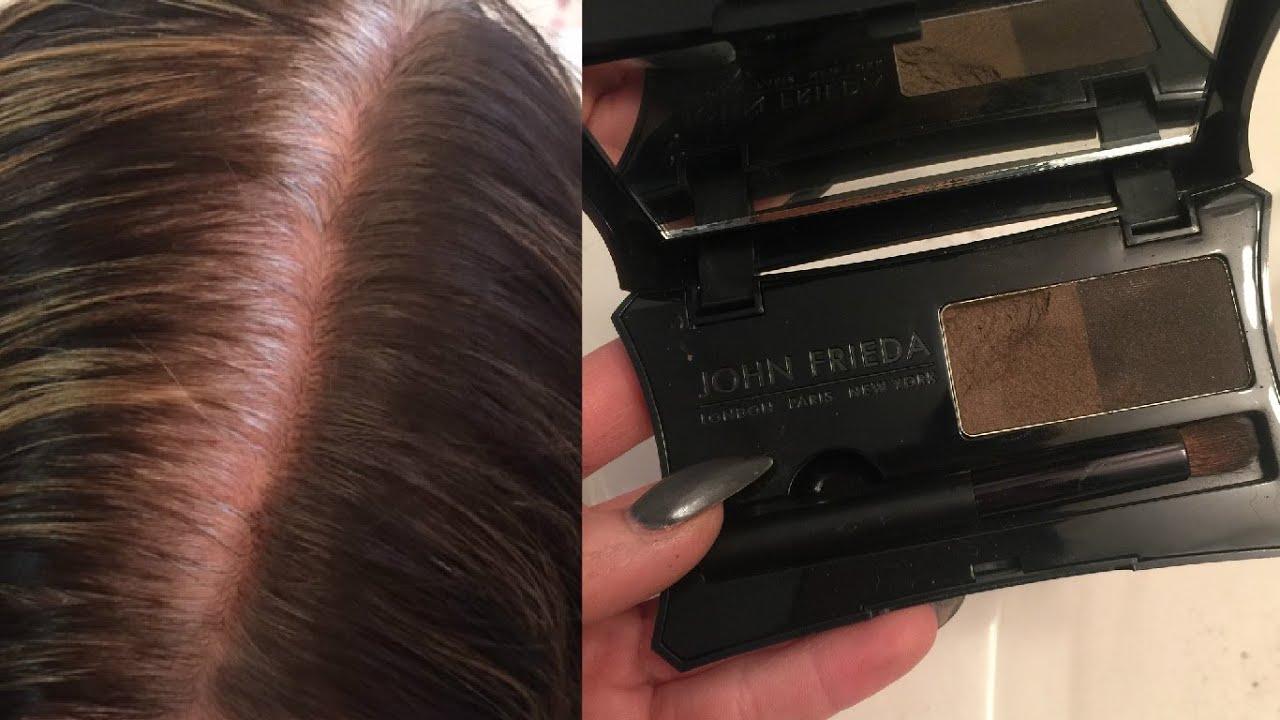 John Freida Root Blur Hair Colour Concealer | Demo - YouTube