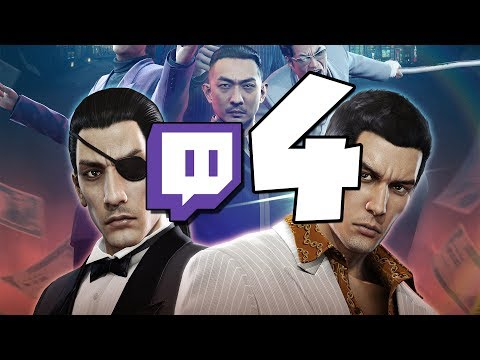 Let's Stream Yakuza 0 (#4) - Glorious Majima Karaoke
