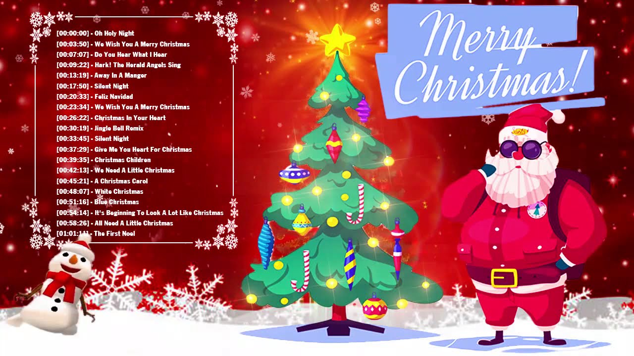 Beautiful Old Christmas Songs 2021 Playlist - Top Old Christmas Songs Playlist 2021- Merry Christmas