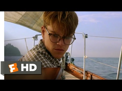 The Talented Mr. Ripley (3/12) Movie CLIP - Peeping Tom (1999) HD