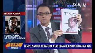 """Dialog: Sampul """"Jokowi Pinokio"""",  Majalah Tempo Dilaporkan (2)"""